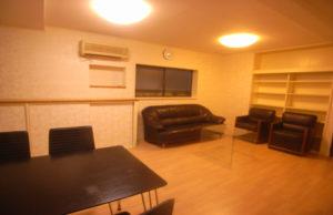 nakameguro-house living-room