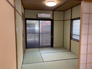 Japanese Tatami Room, Tatami is new!